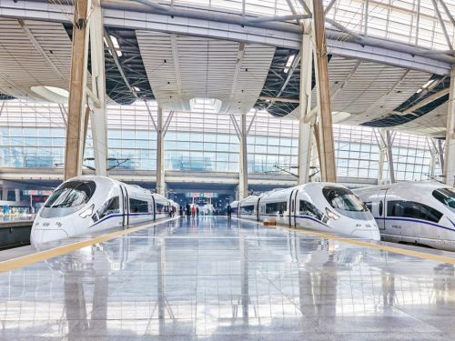 I rode super-fast bullet trains in China, Japan, Korea, and Russia, and one is better than the rest