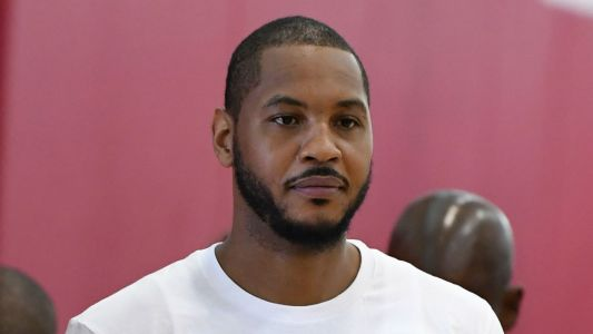 Puerto Rico national team hopes to lure Carmelo Anthony