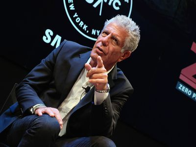 Did Bourdain Try to Dine at Nakazawa After Saying He Wouldn't?