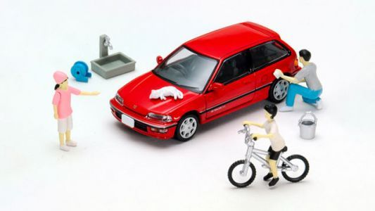 Tomica Put Weapons-Grade Nostalgia In These Excellent Car Model Sets