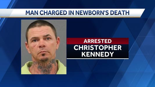 Lawrence County man charged with killing baby