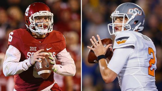 Mason Rudolph is coming for Baker Mayfield's Big 12 throne - and the Heisman Trophy