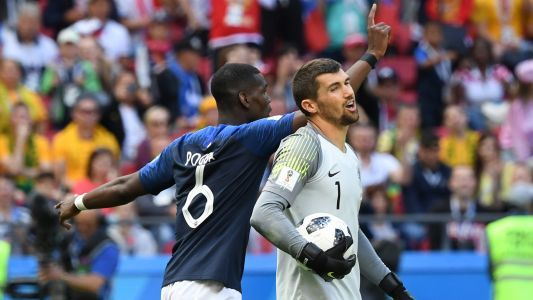 Fortunate France disappoint in World Cup opener amidst Griezmann VAR storm