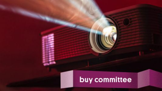 Buy Committee: Should My Boss Buy a Projector?