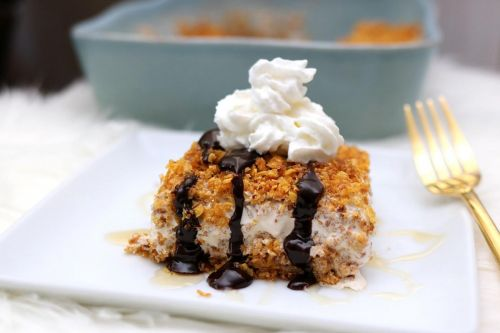 Summer Treat: No-Fry Fried Ice Cream