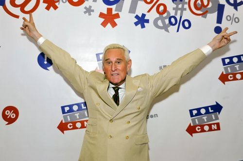 Watergate Created Roger Stone. Trump Completed Him