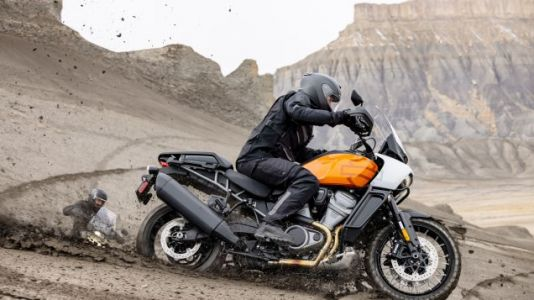 The 2021 Harley-Davidson Pan America Packs A Ton Of Tech For A Surprisingly Reasonable Price