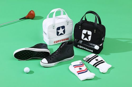 """BEAMS GOLF & Converse Introduce Latest """"Made For Golf"""" Collaboration"""