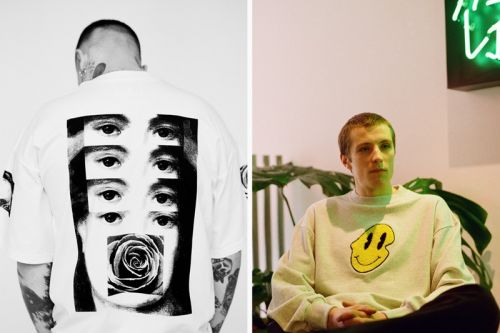 Syndicate Original Spring/Summer 2018 Collection Is Dominated by Evocative Graphics