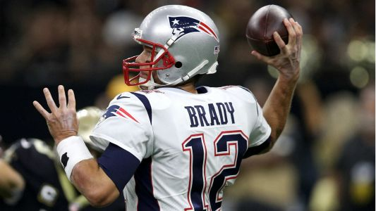 Tom Brady bounces back from rough outing with huge day against Saints