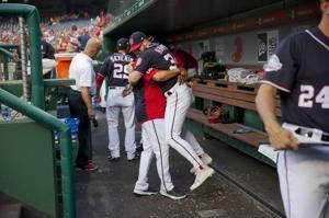 No high-fives? No spitting? MLBers adjust in COVID world