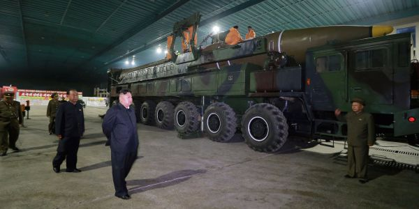 3 things North Korea could gain from new weapons development in 2020