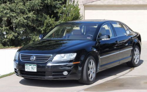 Would You Drop $20,000 to Play Let's Pretend in This 2004 VW Phaeton W12?
