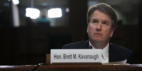 Republicans might question Kavanaugh's accuser via their aides because the only senators who can do it are men