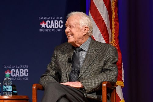 Jimmy Carter enters hospital for surgery