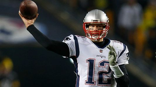 Patriots hope trend of good luck for white jerseys in Super Bowl continues
