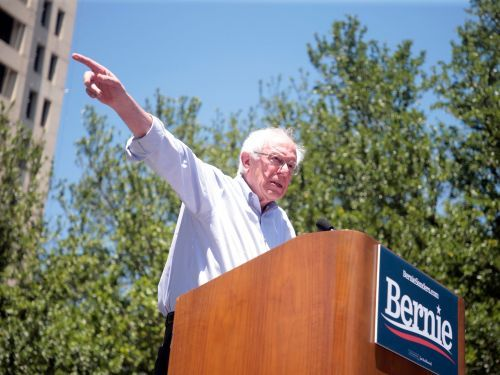 Bernie Sanders is planning to crash Walmart's next shareholders meeting and argue hourly workers deserve a spot on the company's board