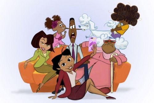 """""""The Proud Family"""" Disney+ Cast for """"Louder and Prouder"""" Reboot Will Feature Original Voice Actors"""
