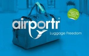 AirPortr partners with American Airlines for passenger's luggage transportation