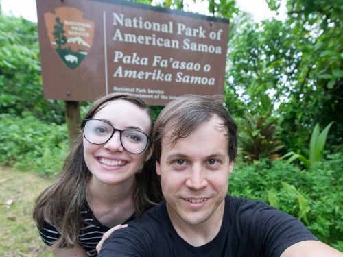 A couple who engineers all their trips to cost 'nothing' explains how they broke even on a $37,000 tour of the US National Parks