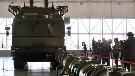Russia suspends INF Treaty with US - Kremlin