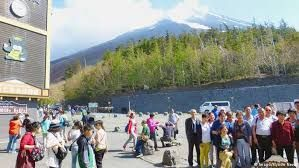 Foreign visitors in Japan reached 30 million which is an increase of 19.9 percent