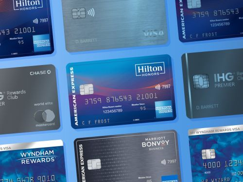 The best hotel credit cards of July 2020