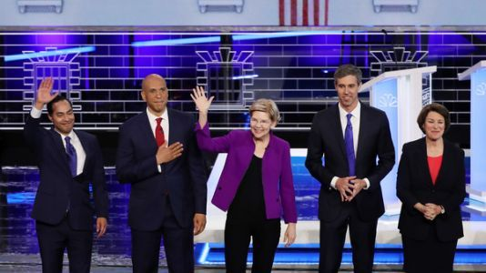 5 Takeaways From The First Democratic Debate