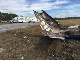 5 killed in Florida plane crash
