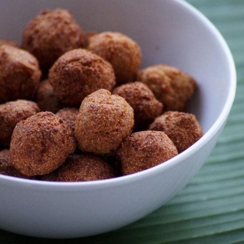 Indian Style Banana Fritters