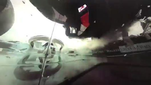 See How The Halo That Everyone Hated Deflects an F1 Car in This 360 Onboard