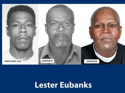 """Ohio murder convict gone 45 years now on """"Most Wanted"""" list"""