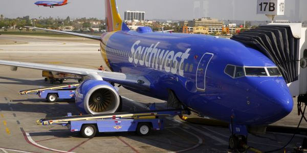 Southwest will stop serving peanuts on all flights to protect people with allergies