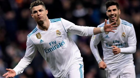 Revitalised Ronaldo reaping the rewards from Zidane's 4-4-2 change