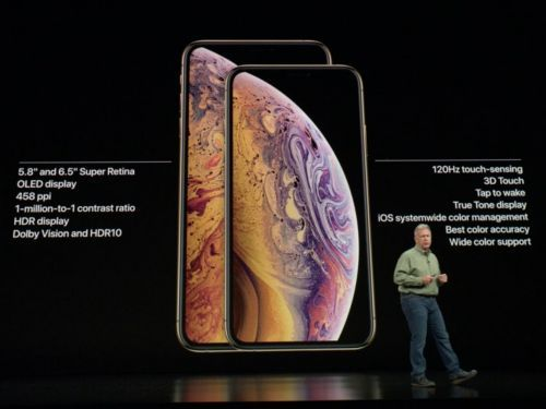 Apple just revealed a new iPhone that has the largest screen yet - meet the iPhone XS Max