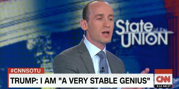 We now know what Stephen Miller and Jake Tapper discussed after the CNN anchor cut off his interview