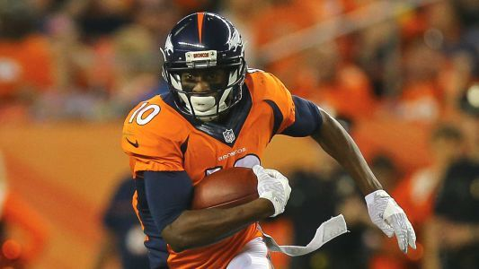 Emmanuel Sanders injury update: Broncos believe top WR tore Achilles in practice, report says