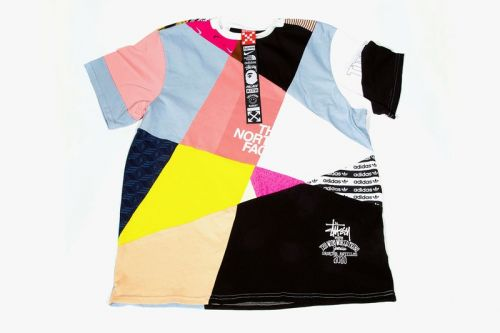 """MSCHF Preps $1010.10 USD """"Impossible"""" Patchwork Collaboration T-Shirts"""