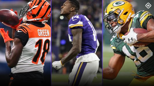 Fantasy Football Injury Updates: A.J. Green, Stefon Diggs, Randall Cobb impact Week 11 WR start 'em, sit 'em calls
