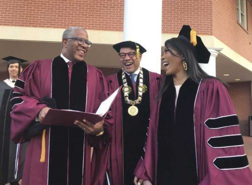 Morehouse College graduation speaker pledges to pay class of 2019 student debt