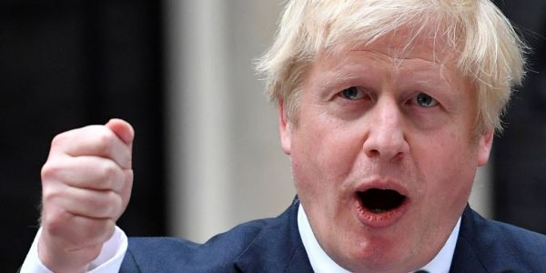 Boris Johnson's own official government figures shows his Brexit deal will make British people much poorer