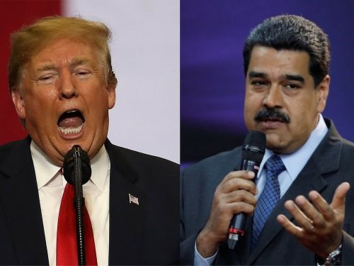 Nicolás Maduro tells US diplomats to leave Venezuela within 72 hours after Trump recognizes opposition leader as interim president