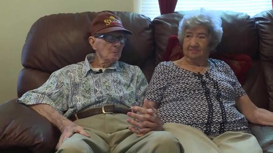 Georgia couple married 71 years die hours apart from each other
