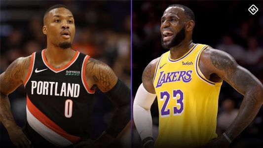 NBA trade rumors: Could Damian Lillard team up with LeBron James on Lakers?