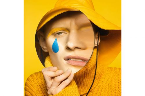 LOEWE Channels Emoji in FW19 Campaign Imagery