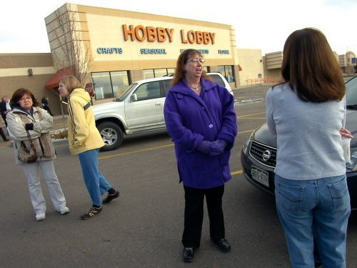 Hobby Lobby quietly reopened stores in at least 2 states, defying coronavirus-related shutdowns and prompting police intervention