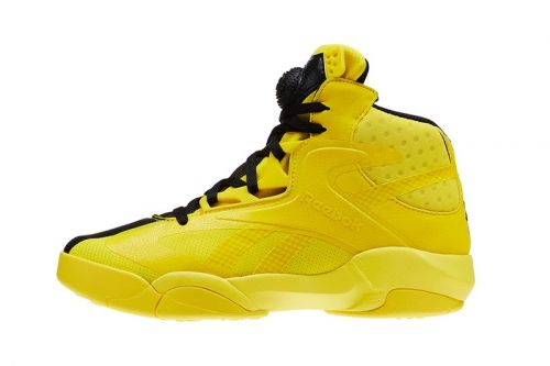 "Reebok and Shaquille O'Neal Celebrate Bruce Lee With Latest Shaq Attaq ""Modern"""