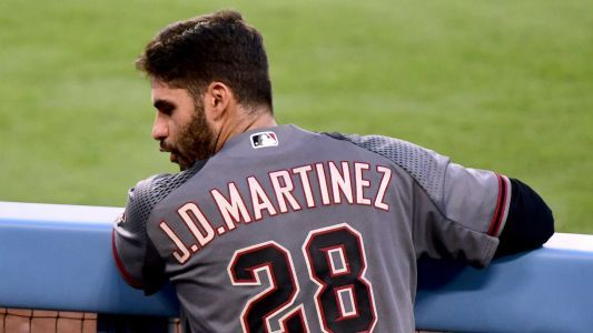 David Price told J.D. Martinez to expect boos in Boston