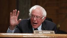 Bernie Sanders Calls To Abolish Immigration System, Restructure ICE