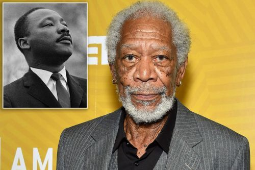 How to celebrate MLK Day all day with Morgan Freeman